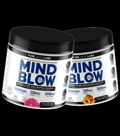 multipack mind blow nootropics