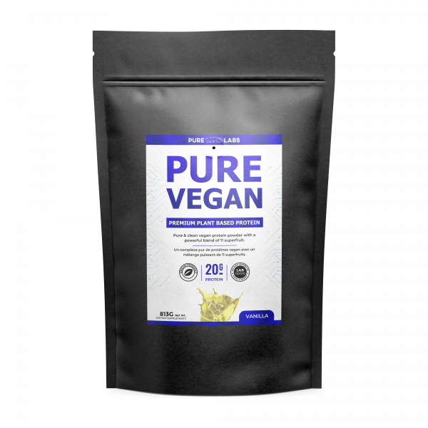 vegan protein 3rd party tested