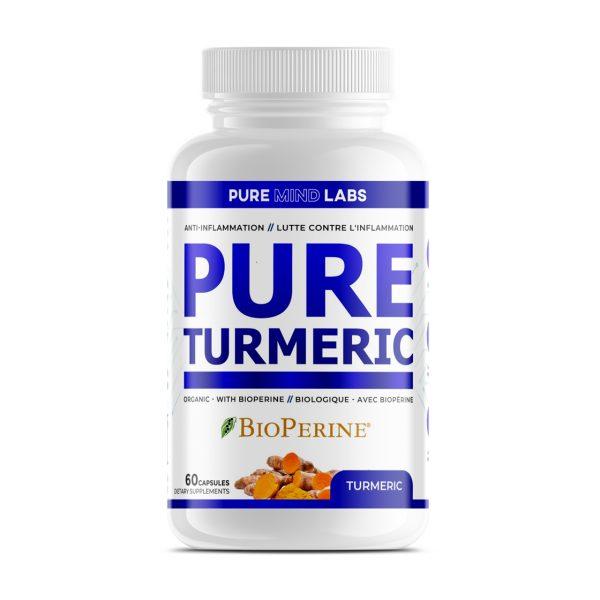 organic turmeric with bioperine