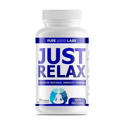 Just Relax Anxiety Formula